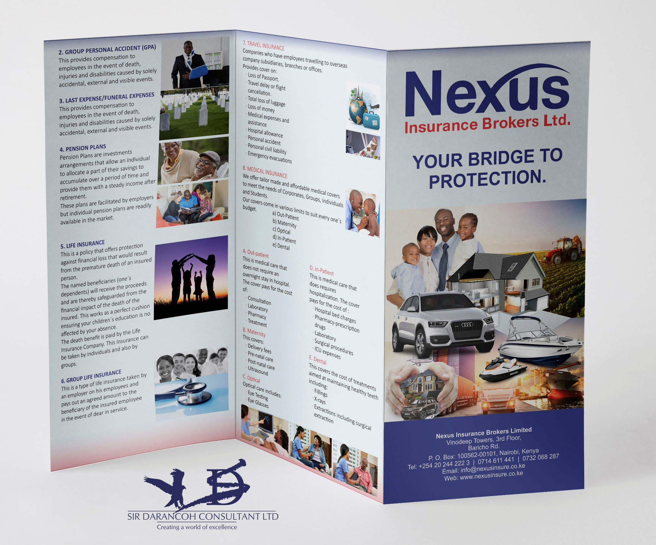 Nexus Insurance Brokers Brochure